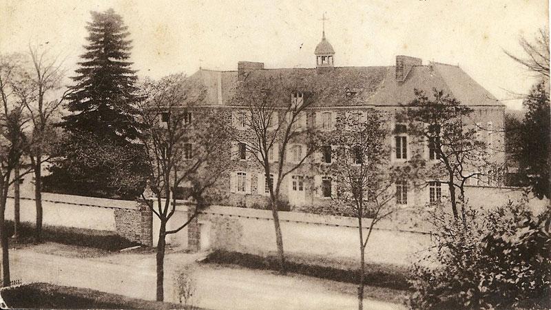 image Historique – Lycée Saint Nicolas la Providence