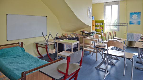 Préparation aux concours paramédicaux : Auxiliaire Puériculture – Lycée Saint Nicolas la Providence